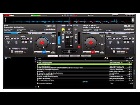 TRANCE MIX demo - Virtual DJ by Khang Ngo