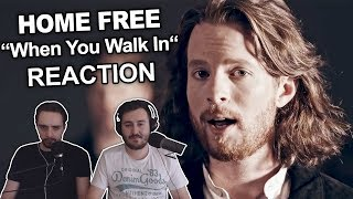 "Download Lagu ""Home Free - When You Walk In"" Reaction Gratis STAFABAND"