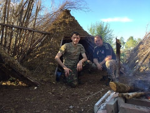 3 NIGHTS WILD CAMPING AT THE DEBRIS VILLAGE WITH FERGS UK