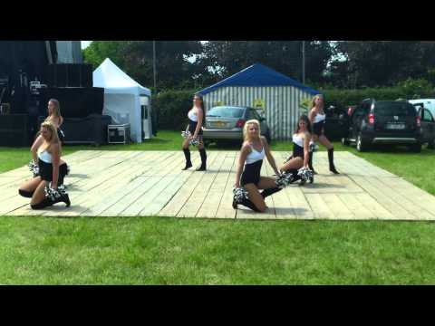 Festival American Country Show Champenois Pompom Girls 2 video