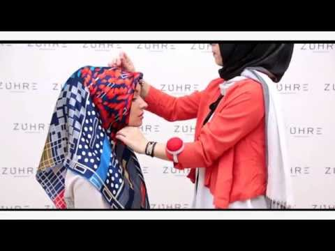 Z�hre E�arp Ba�lama Teknikleri Model:3 Videosu