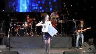"Maria Selezneva - ""Carribean caprice"" - accordion"