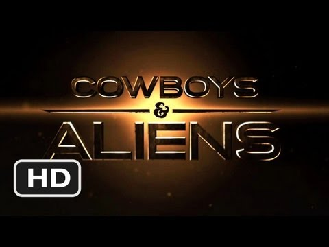 Cowboys & Aliens Official Trailer #1 - (2011) Hd video