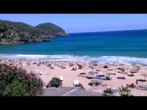 Алжир  (Аннаба) пляж Бахрат