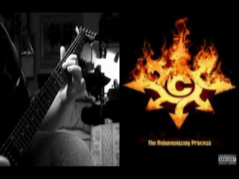 Chimaira The Dehumanizing Process guitar cover