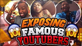 download lagu Famous Youtubers W/ 2 Million Subscribers Exposed In Nba gratis