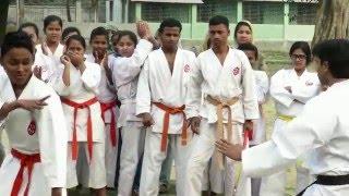 Comilla Dragon Karate Association