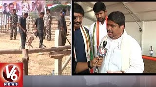 Congress Leader Ponnam Prabhakar Face To Face Over Rahul Gandhi Public Meeting In Kamareddy