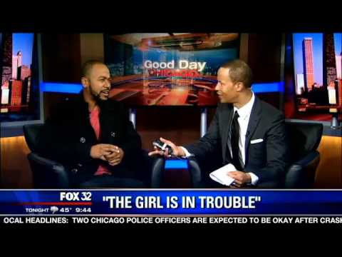 Columbus Short talks about 'The Girl Is In Trouble'