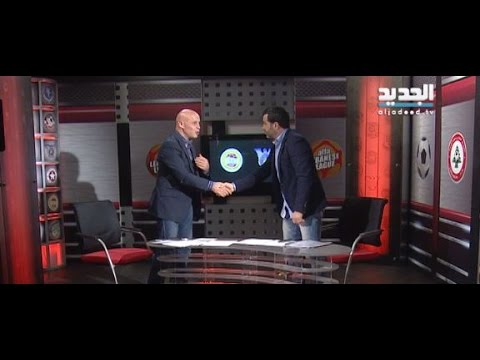 الاستديو التحليلي 3 - مباراة العهد والصفا - دوري الفا اللبناني الاسبوع السابع