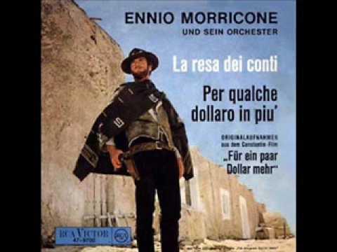 Ennio Morricone - La Resa Dei Conti