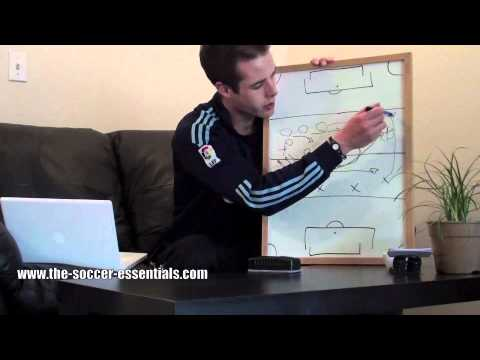 How To Play Defensive Midfielder In Football Tutorial