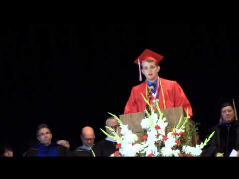Wayland Academy 2013 Salutatorian Address Trenton McMaster - 07/05/2013