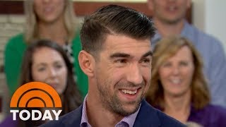 Michael Phelps Opens Up About Struggles With Anxiety: 'I Didn't Want To Be Alive Anymore' | TODAY