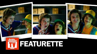 Stranger Things Season 3 Featurette | 'Season 3 Bloopers' | Rotten Tomatoes TV