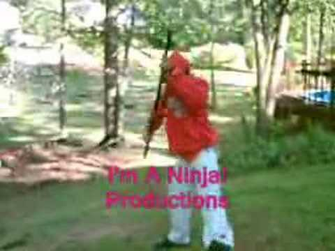 Ninja Productions Logo video
