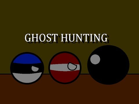 Countryballs: Ghost hunting