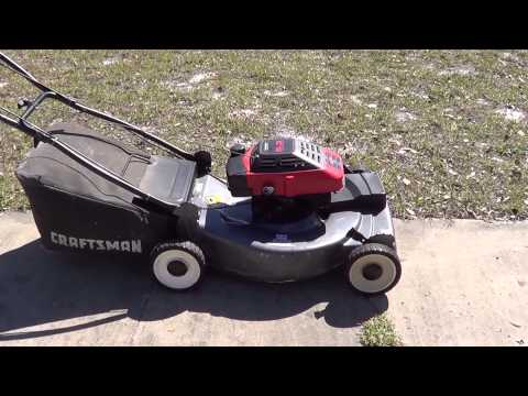 Craftsman 22 Quot Self Propelled Lawn Mower Model 917 373680