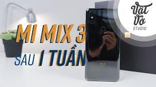 Đánh giá sau 1 tuần với Mi Mix 3: đáng tiền