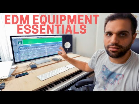 THE ESSENTIAL EQUIPMENT TO PRODUCE EDM