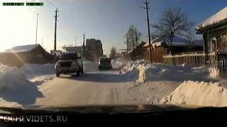 crazey GIRL driver from rossia