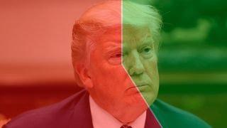 Fox News poll: 41% approve of Trump