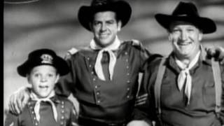 The Adventures Of Rin Tin Tin Opening & Closing Plus Name Rusty's Horse Contest