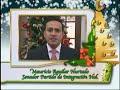 Mensaje de Navidad -Senador Mauricio Aguilar Hurtado