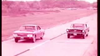 1965 Corvair vs. Mustang