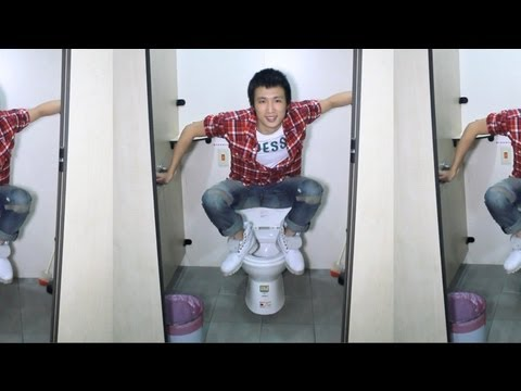 Asian Squat Toilets
