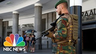 Foiled Terror Attack Could Have Been Much More Serious, Belgian Authorities Say | NBC News