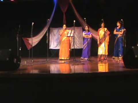 NETS MAY 2009 Thaen Isai Mazhai - Mukunda Mukunda from Dasavatharam...