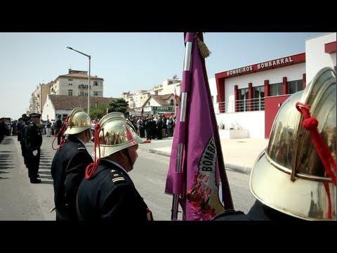 Inaugura��o Quartel - Bombeiros Voluntarios do Bombarral