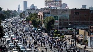 EMERICA WILD IN THE STREETS 2014 - MEXICO CITY