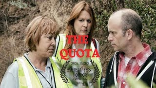 THE QUOTA   SHORT HORROR COMEDY   PRESENTED BY SCREAMFEST