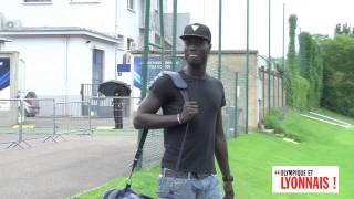Mercato : Naby Sarr quitte l'OL