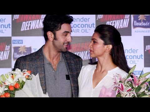 Deepika & Ranbir Promote Their Film Together