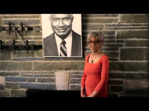 Teaser for Life's Essentials with Ruby Dee documentary