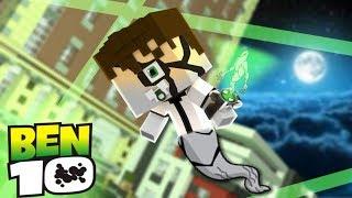 Minecraft: WHO'S YOUR FAMILY? - O BEBÊ BEN 10 SE TRANSFORMOU NO FANTASMÁTICO!!