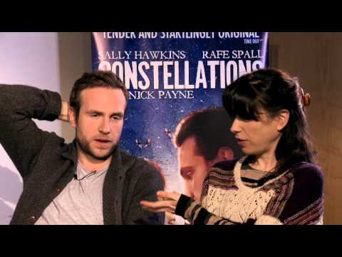 Constellations: Rafe Spall and Sally Hawkins