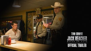 Jack Reacher: Never Go Back Trailer (2016) - Paramount Pictures