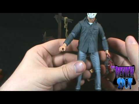 Toy Spot - Revoltech Sci Fi Series No. 014 Friday the 13th Jason Voorhees