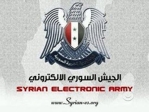 Who is the Syrian Electronic Army?