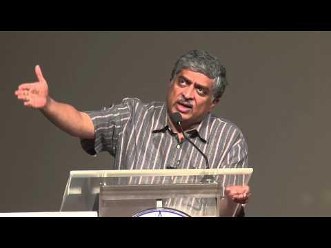 Nandan Nilekani: Is Aadhaar just another ID card?
