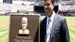 Day in the Life: Tino Martinez