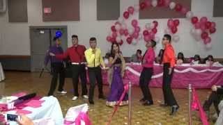 Bollywood Group Dance