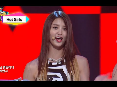EXID - UP & DOWN, 이엑스아이디 - 위아래, Show Champion 20140910