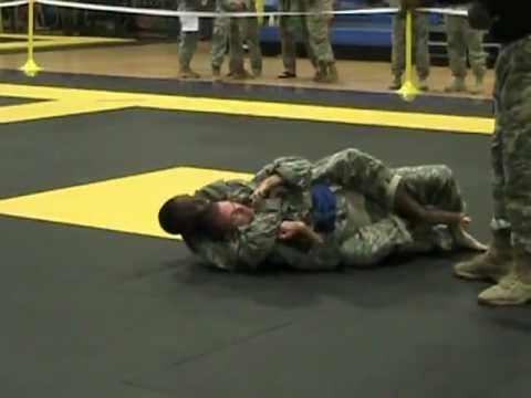 SPC. Woulard, David MACP (Modern Army Combatives Program) Part 1 Image 1