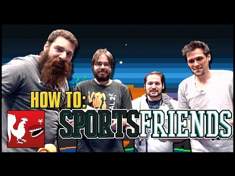 How To: Sports Friends