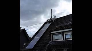 Windkraft im Sturm